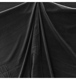 Viscose Stone Washed SV10 - zwart