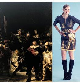 Gloss Cotton Inkjet 1727 - Rembrandt van Rijn / Nachtwache