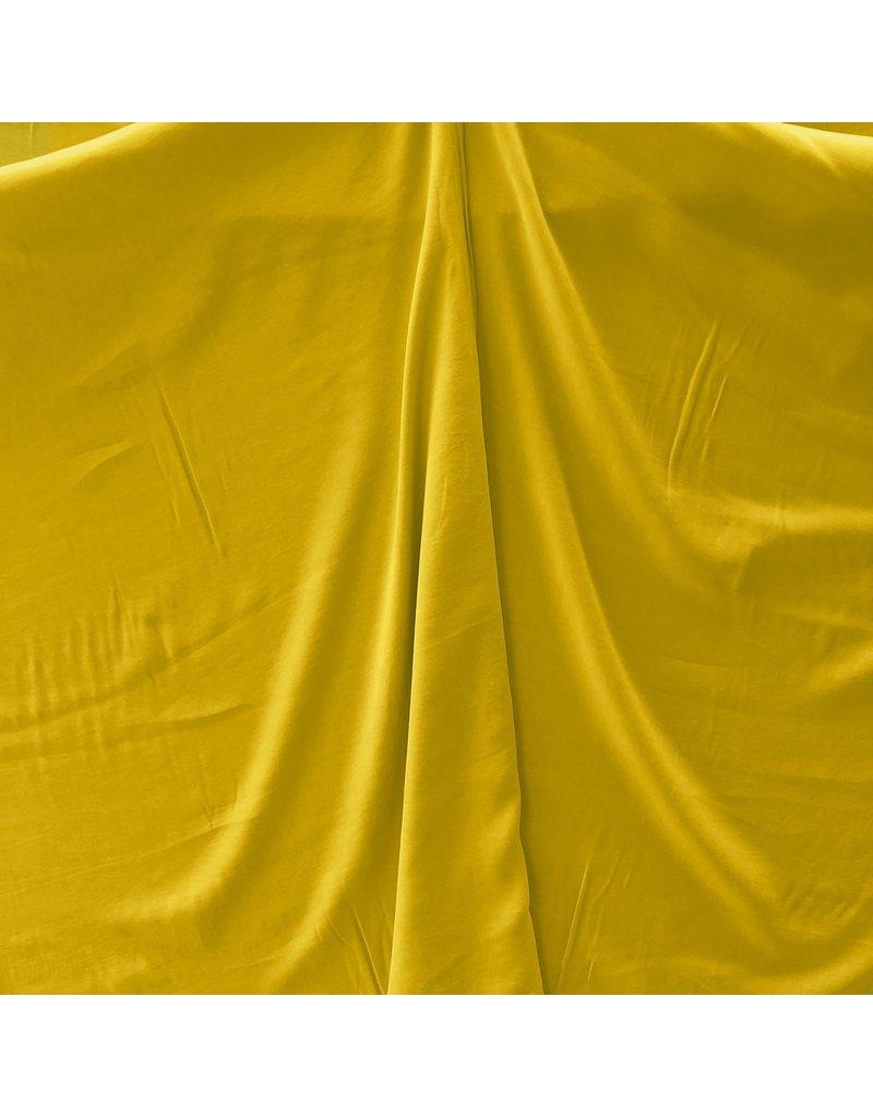Viscose Gabardine Brushed SV11 - geel