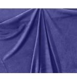 Scuba Suède ES01 - kobaltblauw