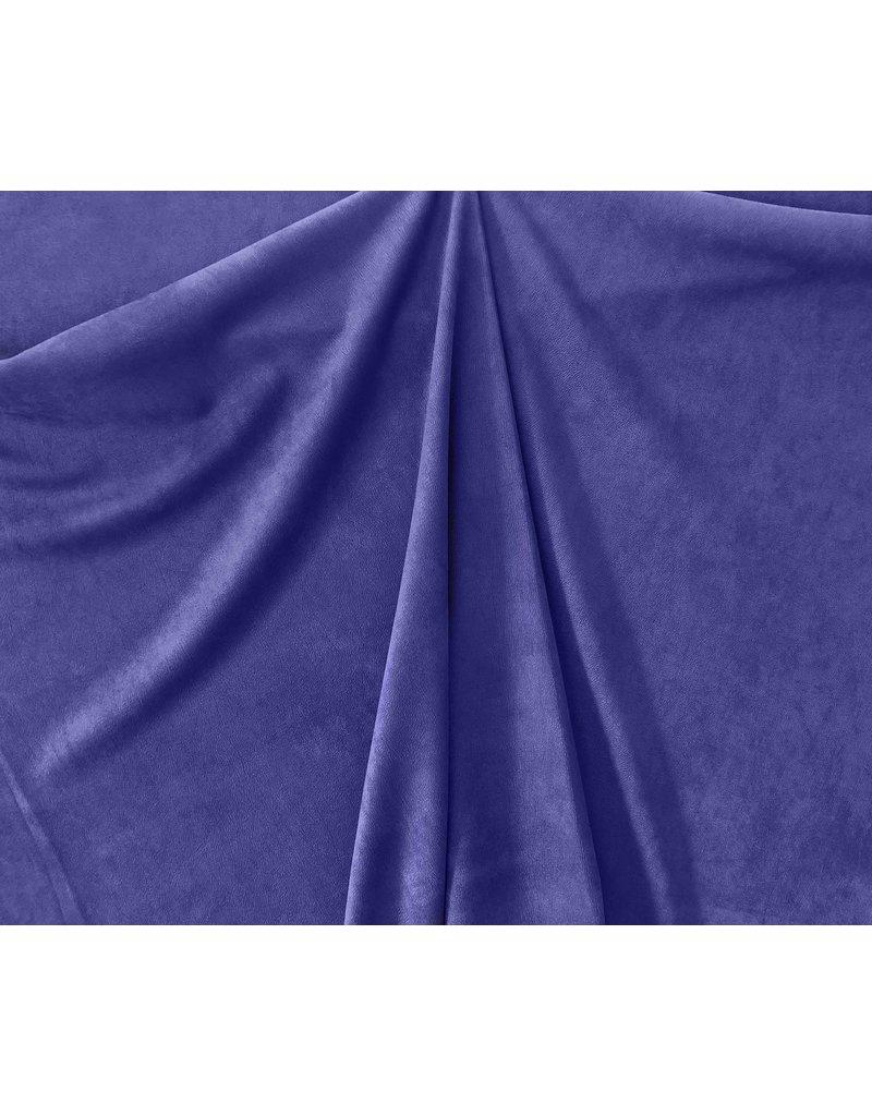 Scuba Suède ES01 - royal blue