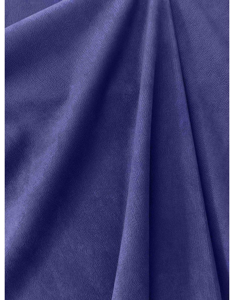 Simili cuir sauvage Stretch ES01 - bleu cobalt