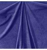 Imitation Wildleder Stretch ES01 - Kobaltblau