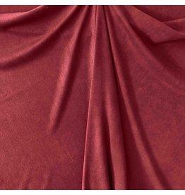 Simili cuir sauvage Stretch ES02 - rouge foncé