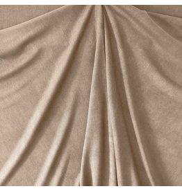 Imitation Wildleder Stretch ES03 - beige