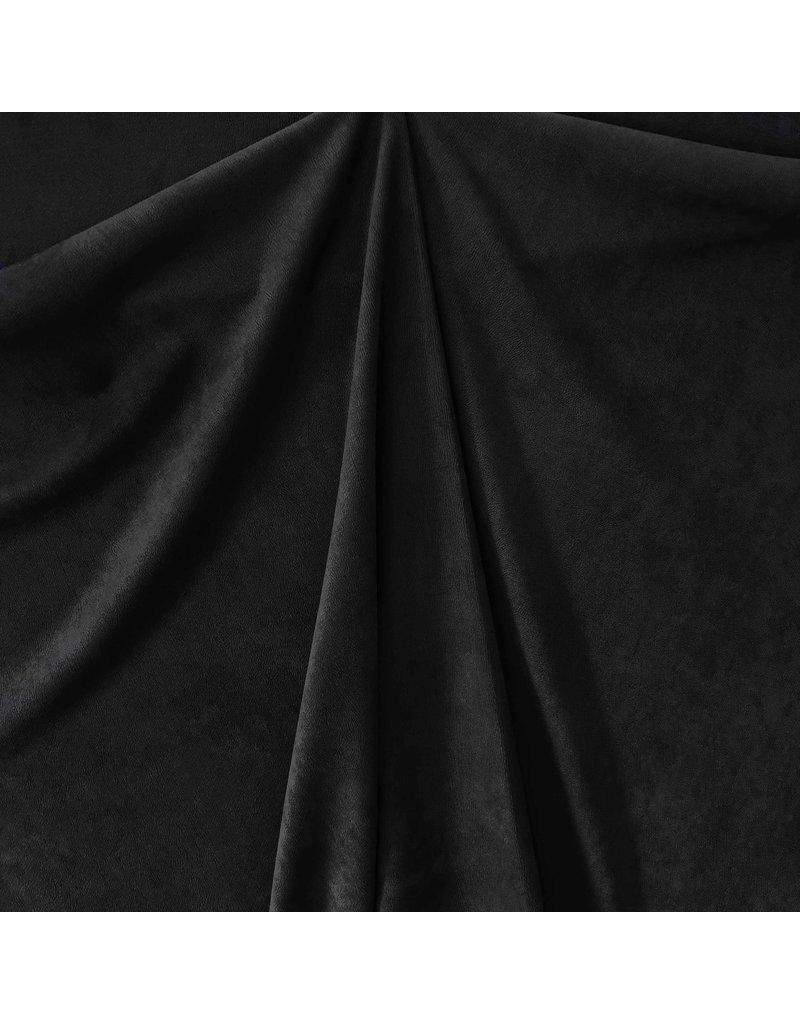 Scuba Suède ES04 - zwart