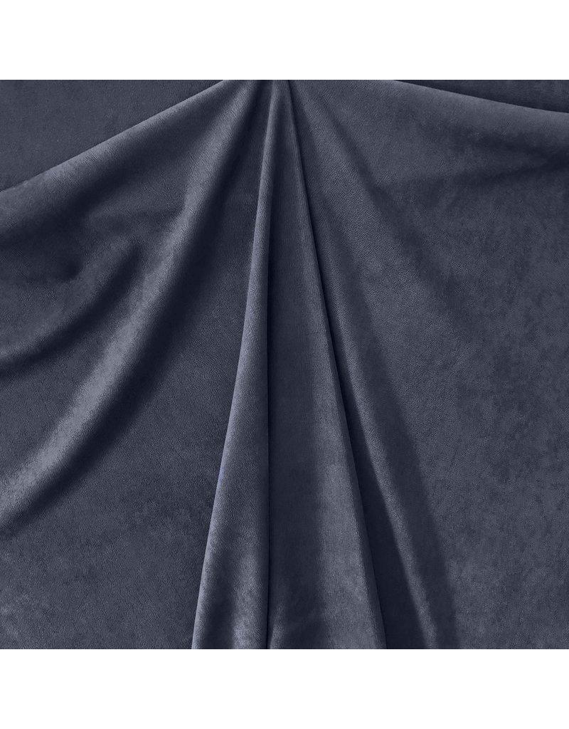 Imitatie Wildleder ES05 - jeansblauw