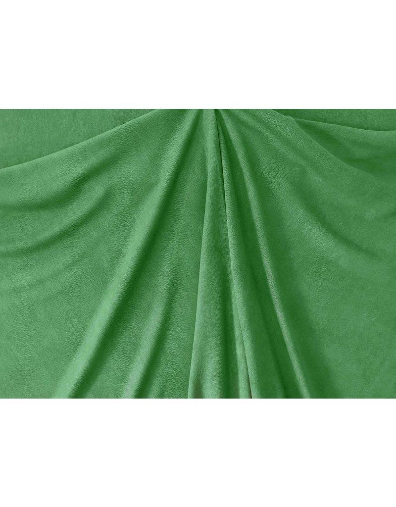 Imitatie Wildleder Stretch ES06 - smaragd groen