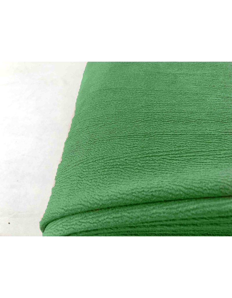 Imitation Wildleder Stretch ES06 - smaragdgrün