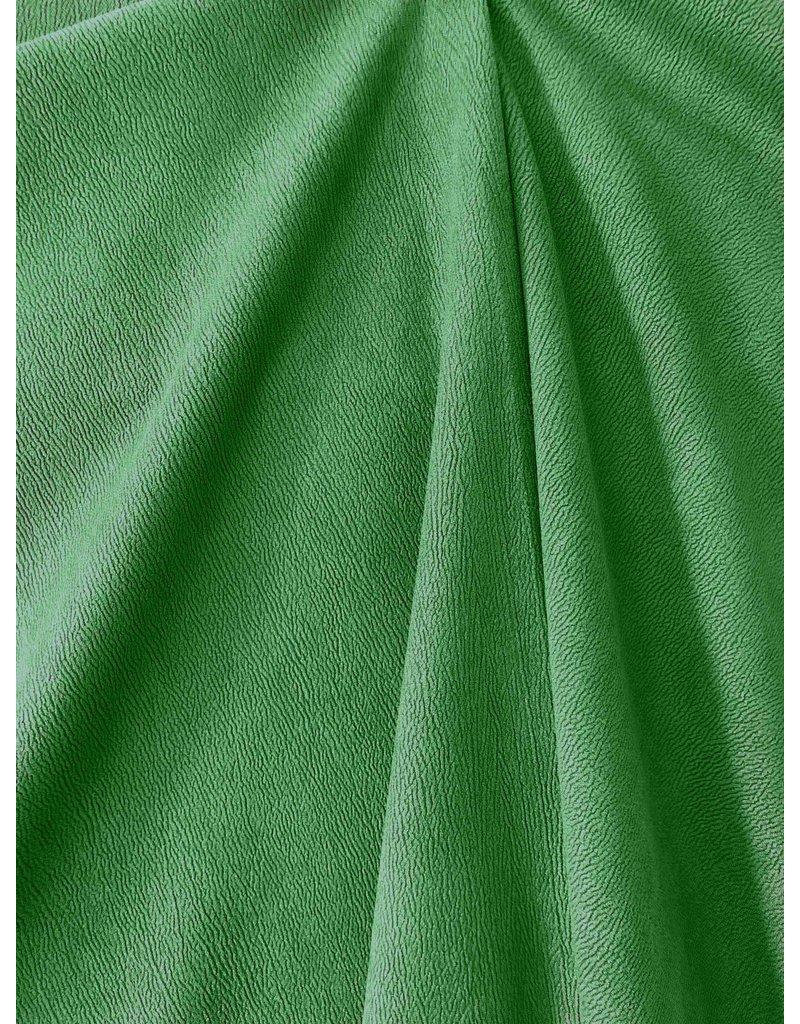 Imitation Wild leather Stretch ES06 - emerald green