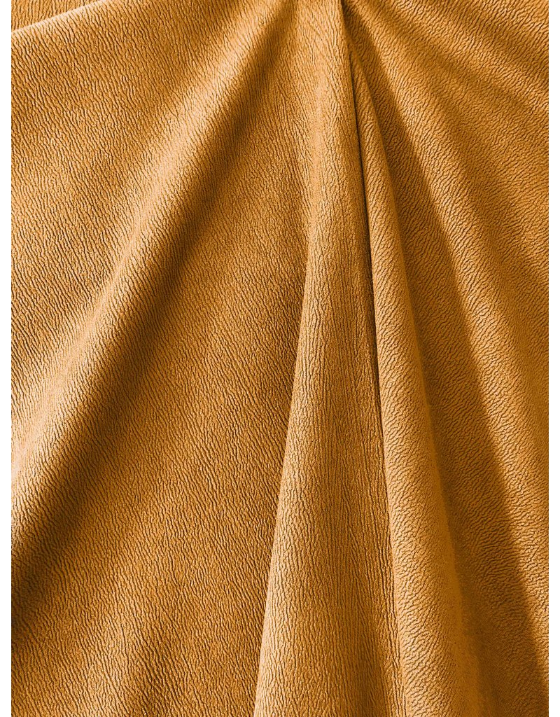 Simili cuir sauvage Stretch ES08 - jaune ocre