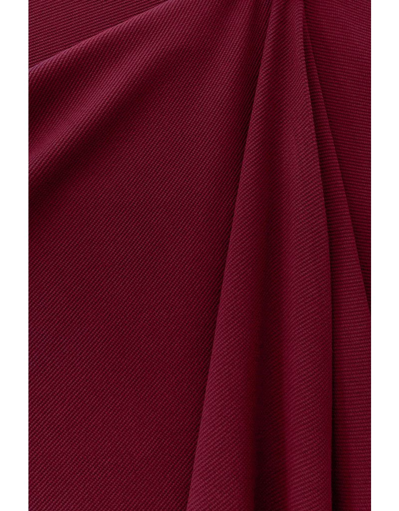 Diagonal Scuba GC03 - dark red