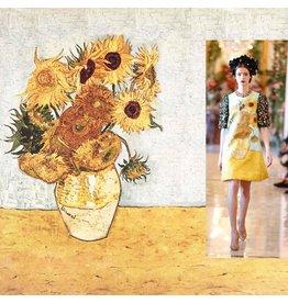 Punta di Roma + 1712 - Sunflowers, Vincent Van Gogh