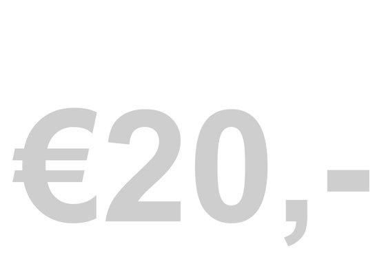 SALE! €20,-