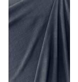 Linen Wool Imitation LW01 - denim blue