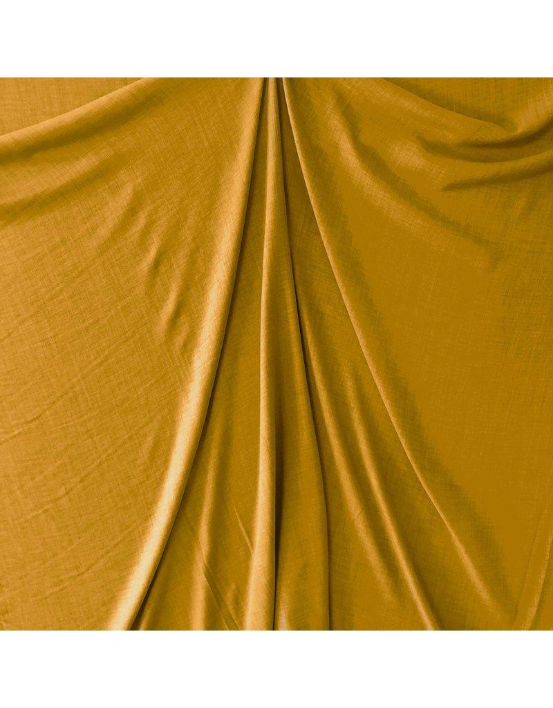 Linen Wool Imitation LW02 - yellow ocher