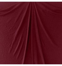 Linen Wool Imitation LW03 - dark red