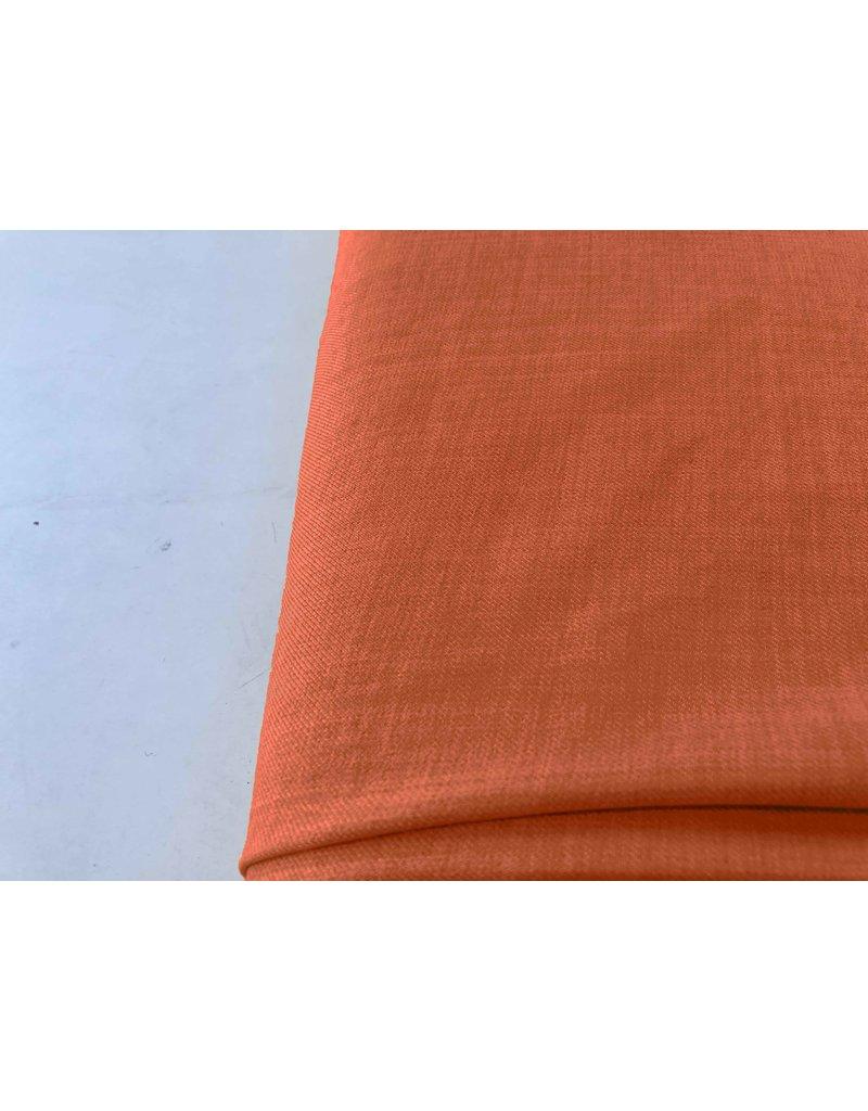 Leinen Wolle Imitation LW05 - brique