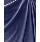 Cupro Touch SW09 - kobaltblauw