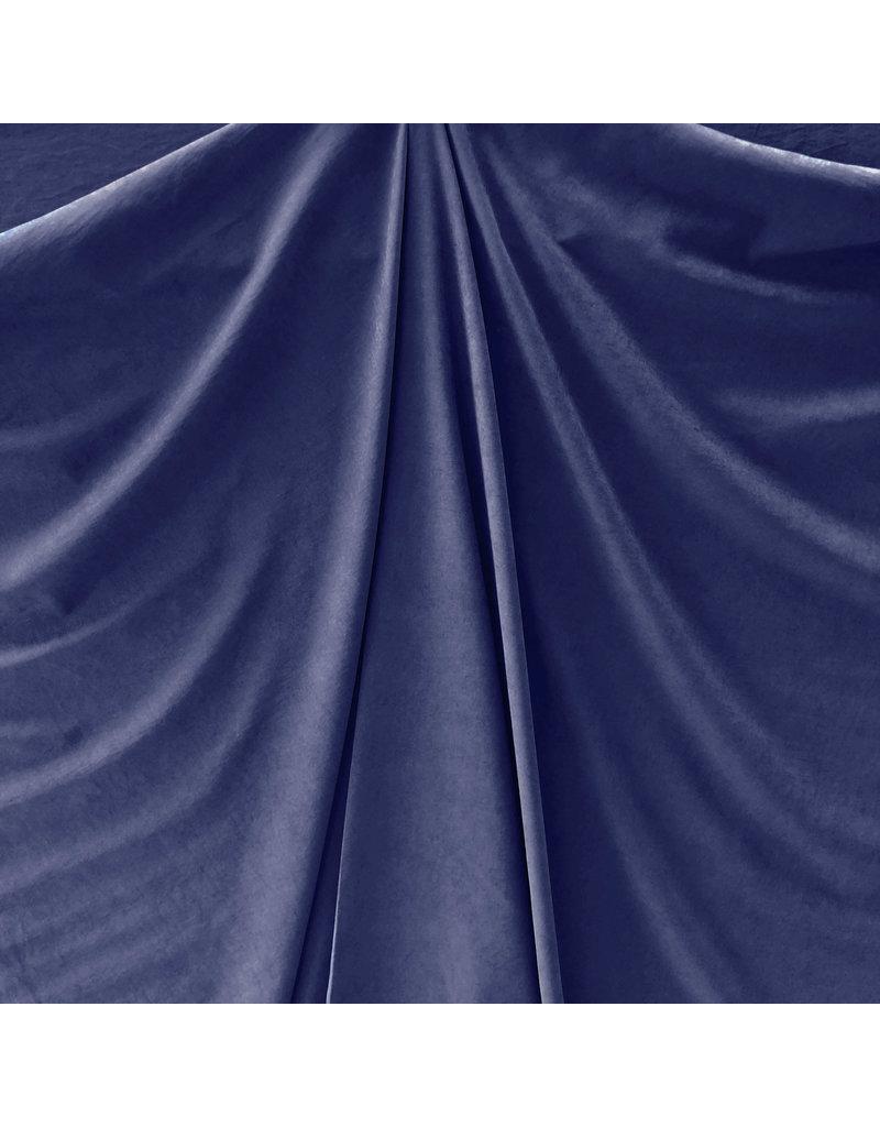 Cupro Touch SW09 - bleu cobalt