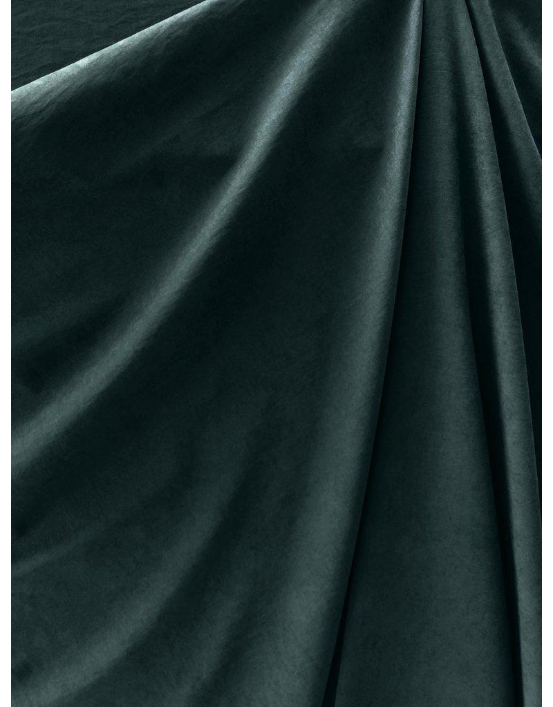 Cupro Touch SW13 - dunkles Flaschengrün