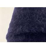 Fluffy Breisel Melange FB01 - donkerblauw