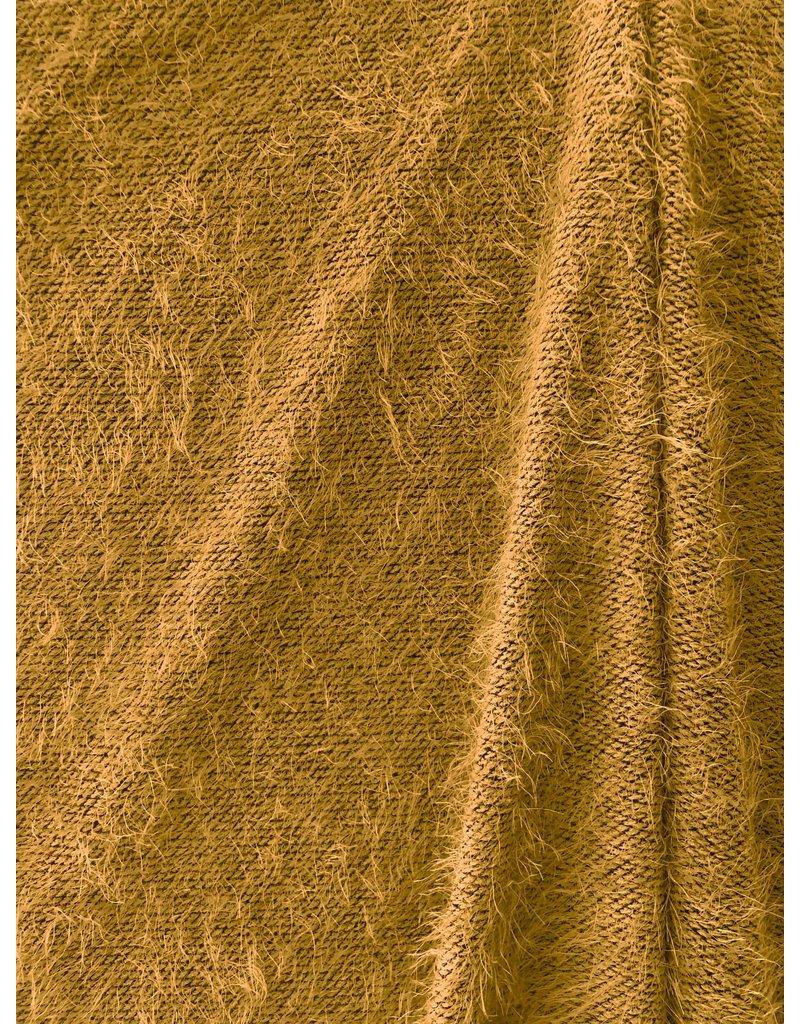 Fluffy Breisel Melange FB02 - okergeel
