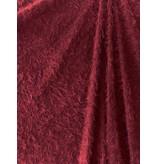 Tricot moelleux Melange FB03 - rouge