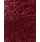 Fluffy Knit Melange FB03 - rot