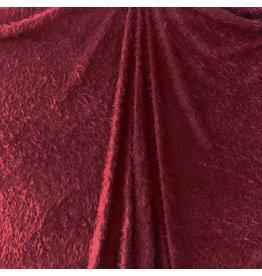Fluffy Breisel Melange FB03 - rood