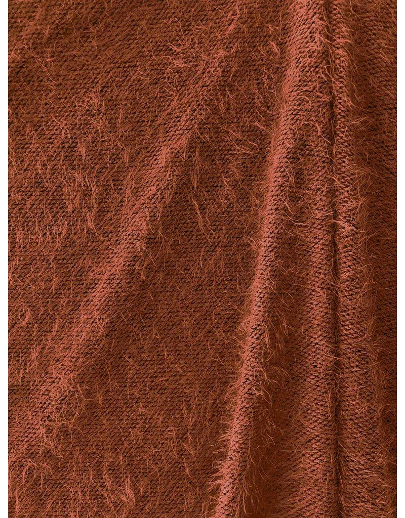 Fluffy Knit Melange FB05 - braun