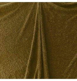 Fluffy Breisel Melange FB06 - olijfgroen