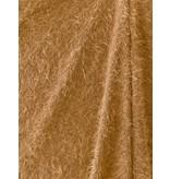 Fluffy Strick Melange FB07 - kamel