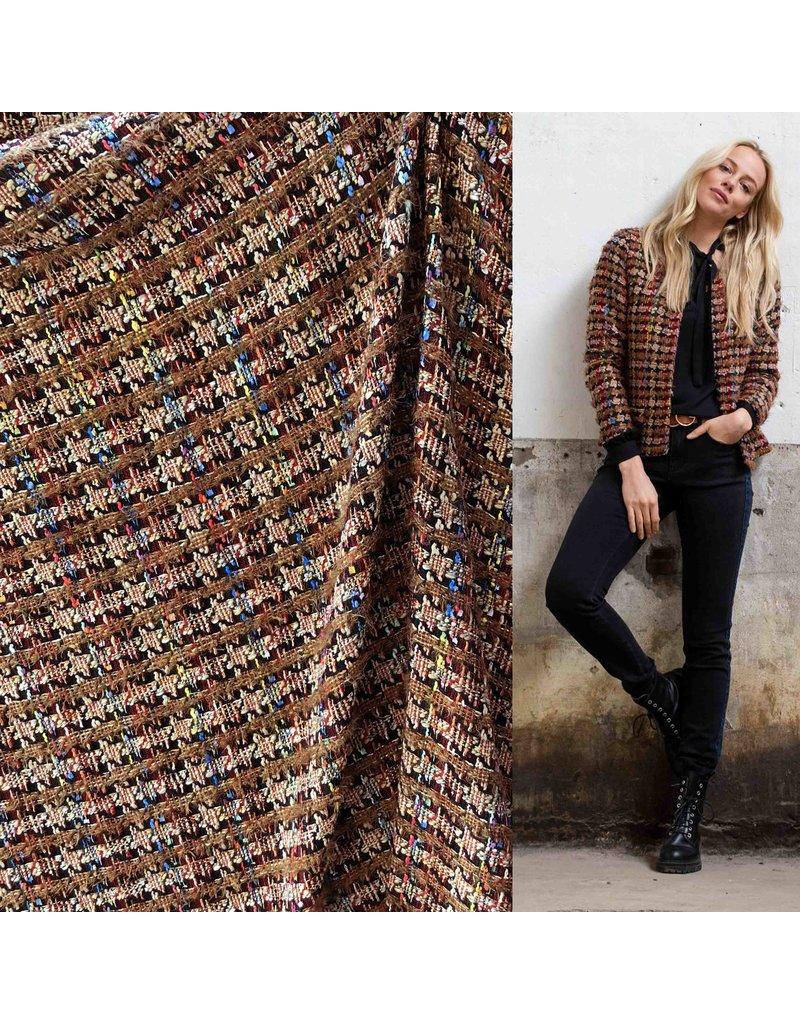 Coarse fabric W142