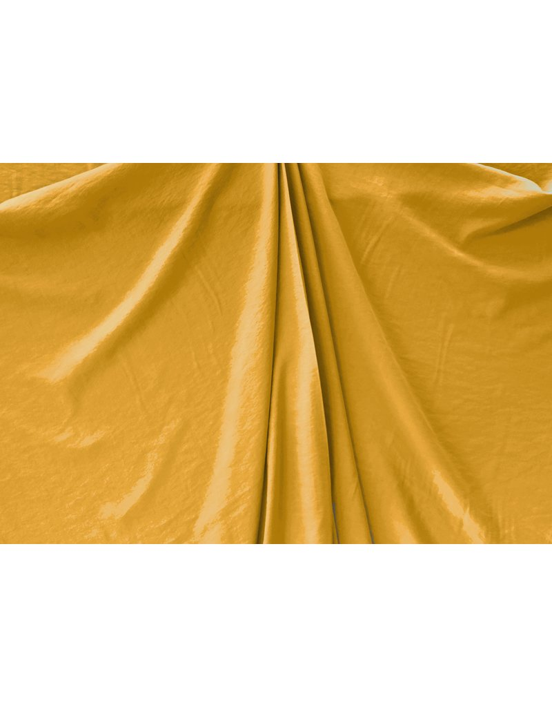 Viscose Gabardine Stone Washed GS10 - yellow ocher