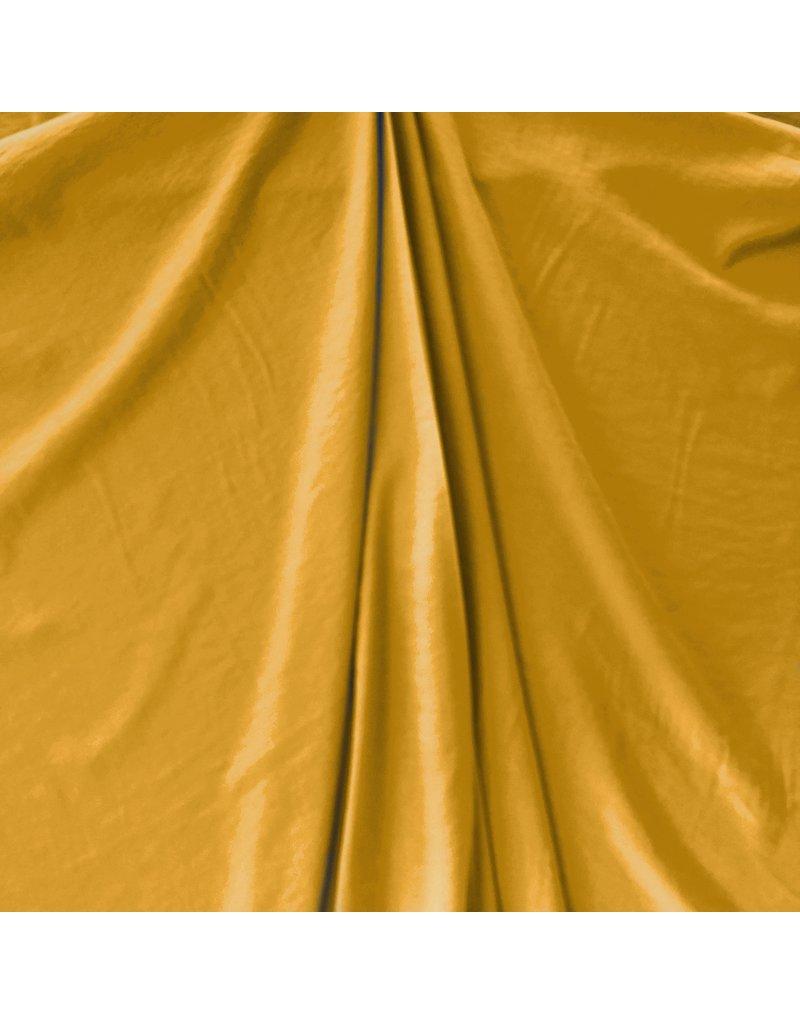 Viscose Gabardine Stone Washed GS10 - ocre jaune