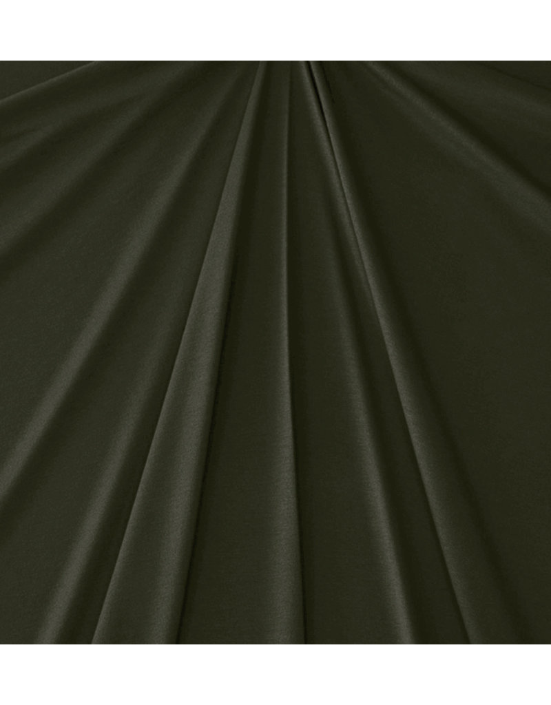 Premium Viscose Jersey PV14 - army green