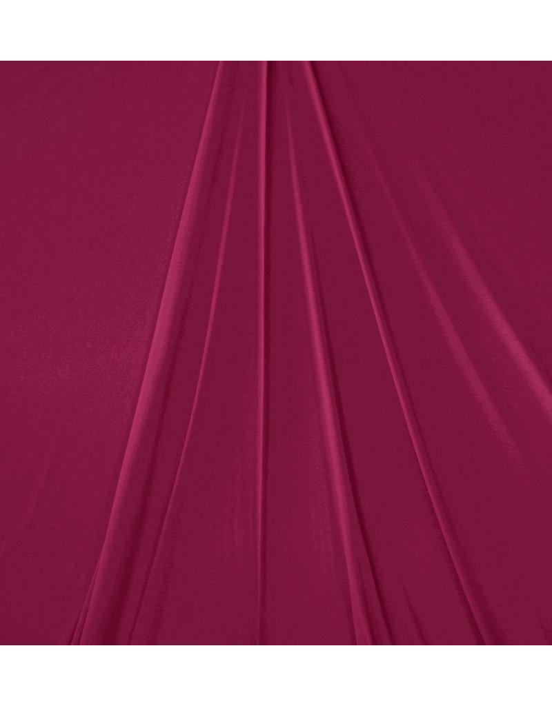 Premium Viscose Jersey PV16 - donker fuchsia