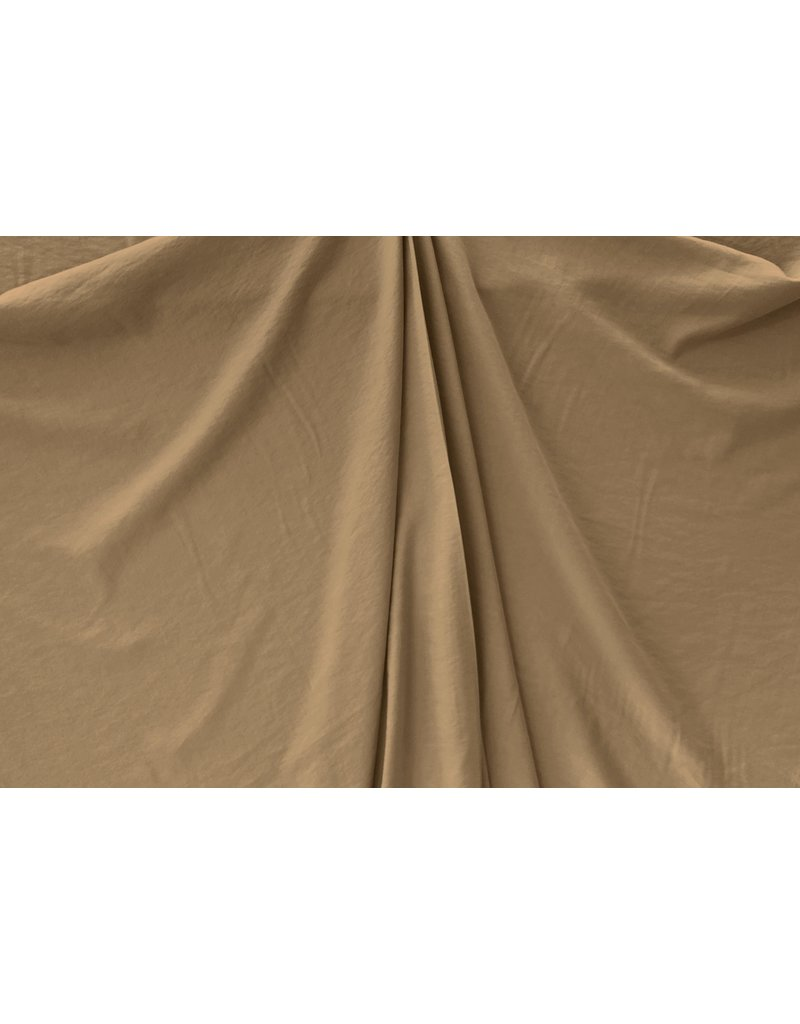 Viscose Stone Washed GS12 - camel