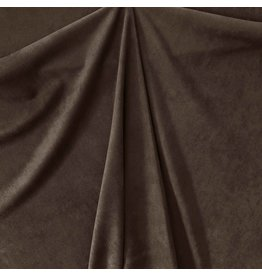 Simili cuir sauvage Stretch ES10 - marron foncé