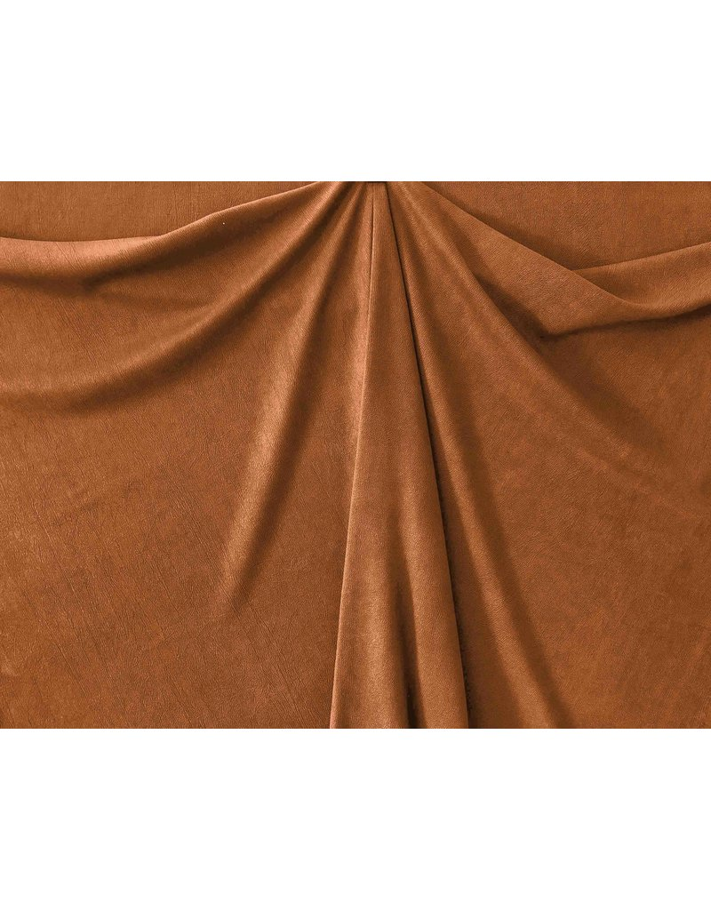Simili cuir sauvage Stretch ES12 - camel