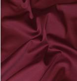 Katoen Satijn Uni 002 - bordeaux rood