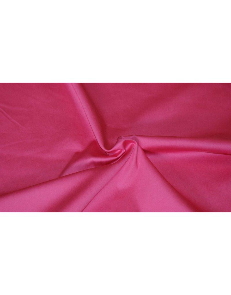 Katoen Satijn Uni 006 - roze
