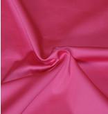 Coton Satin Uni 006 - rose