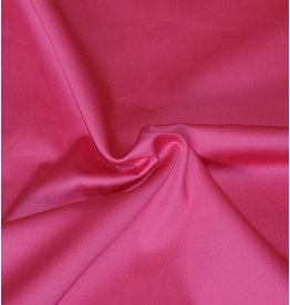 Baumwollsatin Uni 006 - pink