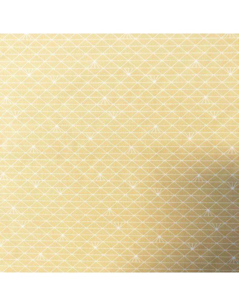 Jet d'encre en popeline de coton 1631