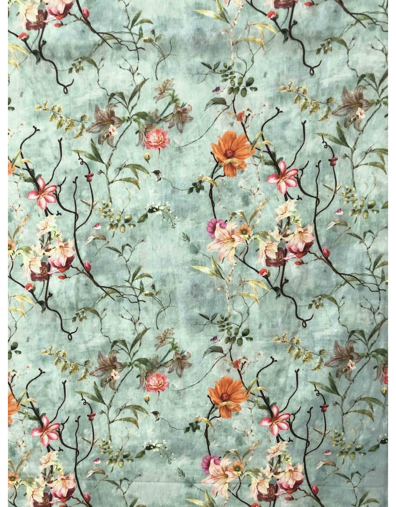 Schweizer Baumwolle Inkjet 1817
