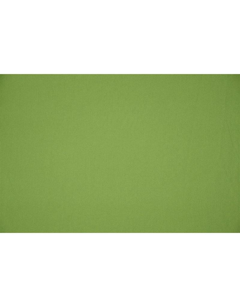 Gabardine Terlenka  Stretch (zwaar) WT90 - groen