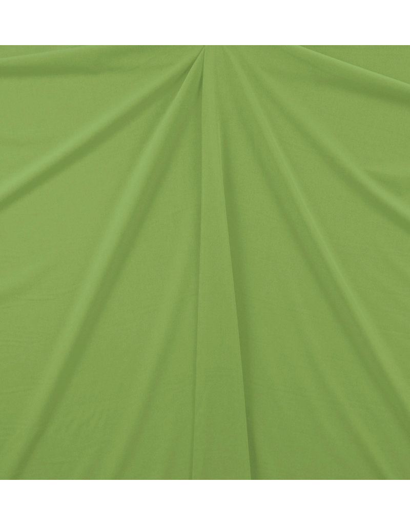 Gabardine Terlenka Stretch (schwer) WT90 - grün