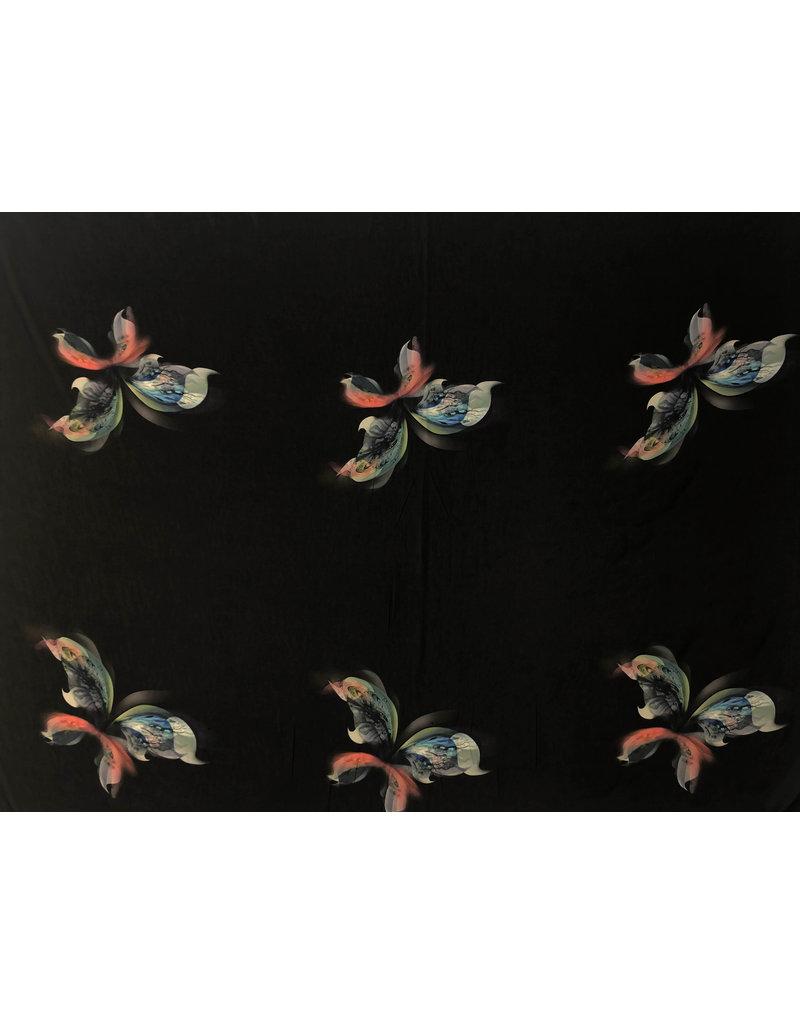 Polyester Voile Inkjet 1647
